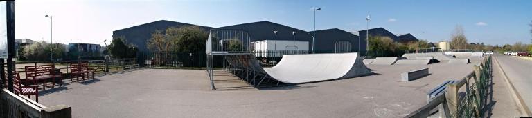 Blandford Skate Park