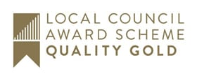 Blandford Town Council Quality Gold Award