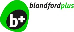 Blandford Plus logo
