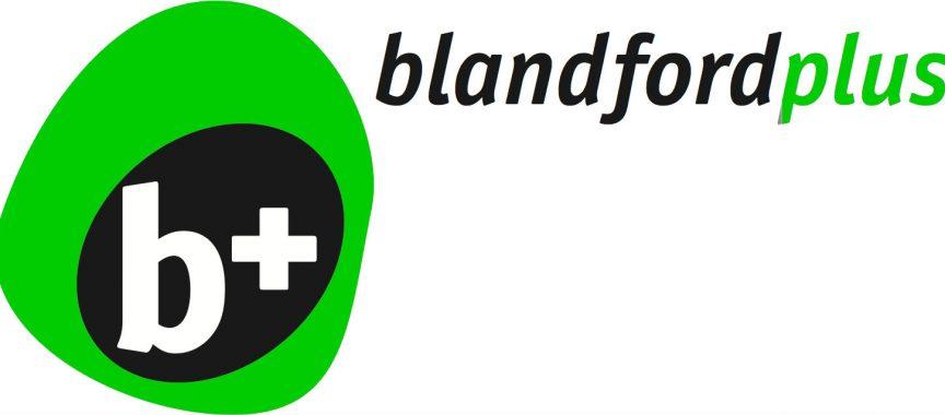 Blandford Plus logo