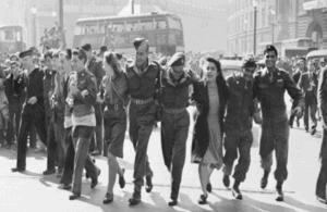 VJ Day 1945
