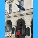 Commonwealth Flag raising